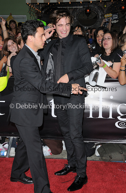 """Robert Pattinson at Summit Entertainment's highly anticipated Premiere of """"Twilight"""" held at The Mann's Village Theatre in Westwood, California on November 17,2008                                                                     Copyright 2008 Debbie VanStory/RockinExposures"""