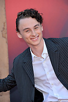 """LOS ANGELES, USA. August 27, 2019: Wyatt Oleff at the premiere of """"IT Chapter Two"""" at the Regency Village Theatre.<br /> Picture: Paul Smith/Featureflash"""