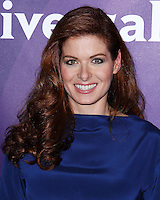 BEVERLY HILLS, CA, USA - JULY 13: Debra Messing at the NBCUniversal Summer TCA Tour 2014 - Day 1 held at the Beverly Hilton Hotel on July 13, 2014 in Beverly Hills, California, United States. (Photo by Xavier Collin/Celebrity Monitor)