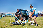 O'C's Fitness & Aspire Gym gearing up for their Beach Fit Games to be held in Waterville on the 14th August pictured here l-r; Sean O'Connor & Kieran O'Driscoll.