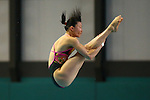 Sayaka Shibusawa,<br /> SEPTEMBER 18, 2015 - Diving : <br /> All Japan Diving Championship 2015<br /> Women's 3m Springboard Final<br /> at Tatsumi International Swimming Center, Tokyo, Japan.<br /> (Photo by Shingo Ito/AFLO SPORT)