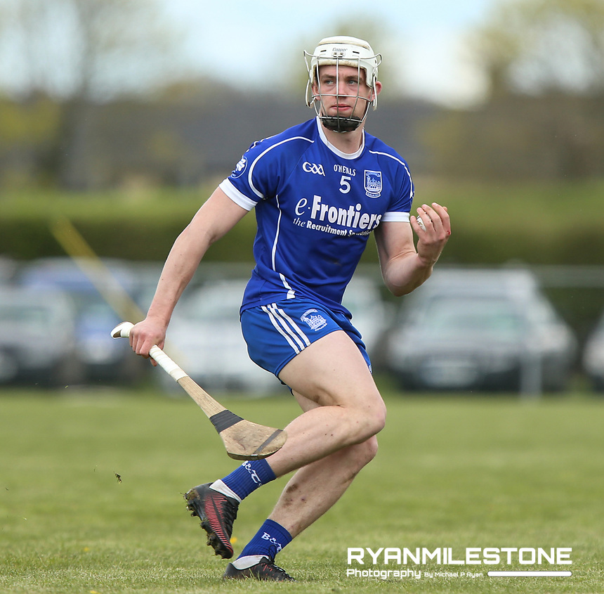 Ronan Maher during the Centenary Agri Mid Senior Hurling Championship Quarter Final between Thurles Sarsfields and Upperchurch/Drombane on Saturday 28th April 2018 at Templetuohy, Co Tipperary, Photo By Michael P Ryan
