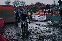 UCI cyclo-cross World Cup Dendermonde 2020 (BEL)<br /> Men's Race<br /> <br /> ©kramon