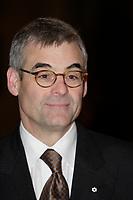 Montreal (QC) CANADA, April 11 2010 -<br /> Pierre Boivin, President Club de Hockey CANADIENS