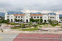 Railway Station, Ipoh, Malaysia.