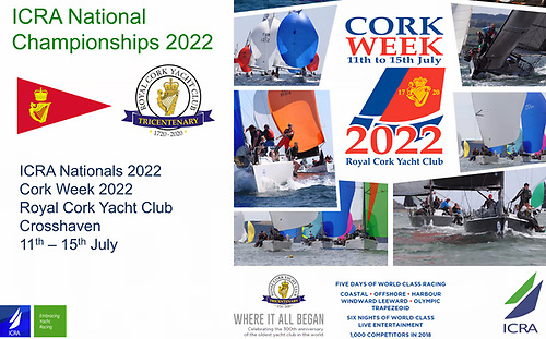 ICRA Racing returns to Cork Harbour after a six year gap in 2022
