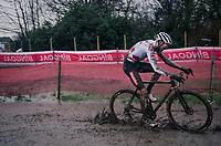 Michael Vanthourenhout (BEL/Pauwels Sauzen-Bingoal)<br /> <br /> UCI cyclo-cross World Cup Dendermonde 2020 (BEL)<br /> <br /> ©kramon