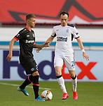 06.08.2020 Bayer Leverkusen v Rangers: