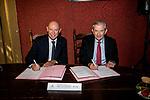 """Signature Charte """"Bien vivre ensemble"""" AMP-Marignane"""