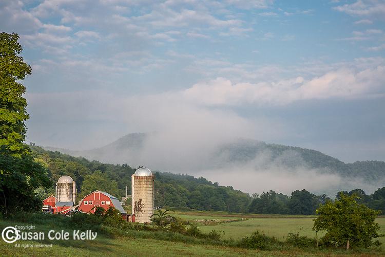 The Battenkill Farm in Arlington, Vermont, USA