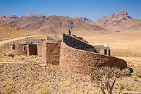 The Villas at Sossusvlei Mountain Lodge, NamibRand Nature Preserve, Namibia
