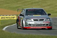 Round 3 of the 2004 British Touring Car Championship. #23. Mark Proctor (GBR). Fast-Tec Motorsport. Vauxhall Astra Coupé.