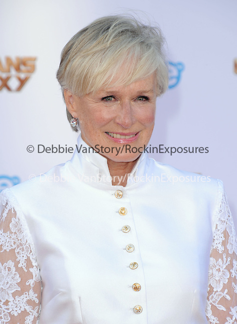 Glenn Close<br /> <br />  attends The Marvel Studios World Premiere GUARDIANS OF THE GALAXY held at The Dolby Theatre in Hollywood, California on July 21,2014                                                                               © 2014Hollywood Press Agency