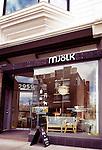 Mjolk interior design shop at the Junction neighbourhood in Toronto, Canada