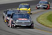 #18: Harrison Burton, Kyle Busch Motorsports, Toyota Tundra Morton Buildings