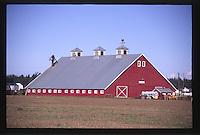 Dairy Barn, Sequim, Olympic Peninsula, Washington, US