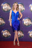 "Charlotte Hawkins<br /> at the launch of the new series of ""Strictly Come Dancing, New Broadcasting House, London. <br /> <br /> <br /> ©Ash Knotek  D3298  28/08/2017"