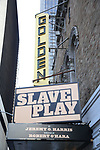 """""""Slave Play"""" - Theatre Marquee"""