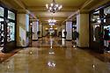 Retail area at Biltmore Hotel