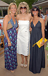 Jennifer Gatto, Kara Samples and Daryl Hoover at the River Oaks International Tennis Tournament Luncheon at the River Oaks Country Club Wednesday April 16,2008. (Dave Rossman/For the Chronicle)