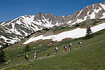 Herman Gulch in James Peak Wilderness Area, near Georgetown, Colorado. Private photo tours to Indian Peaks.