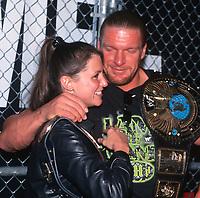 Triple HHH & Stephanie 200<br /> Photo By John Barrett/PHOTOlink