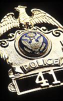 Police Badge<br />