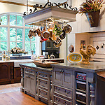 Luxurious French Country Home, Interior Design by Cabell Design Studio, Montpelier, VA
