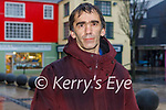 David Walsh from Tralee