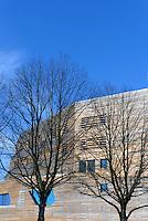 Waelderhaus: EUROPA, DEUTSCHLAND, HAMBURG, (EUROPE, GERMANY), 24.03.2013: Waelderhaus, Neuenfelder Strasse, IBA Hamburg, Hotel, Informationszentrum,  Waelderhaus auf dem Gelaende der Internationalen Bauausstellung 2013 in Wilhelmsburg, Hamburg, Deutschland, Europa,.