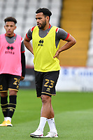 Louis Thompson of MK Dons F.C. during Stevenage vs MK Dons, EFL Trophy Football at the Lamex Stadium on 6th October 2020
