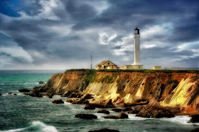 Point Arena Lighthouse. California