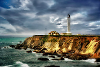 Point Arena Lighthouse. California