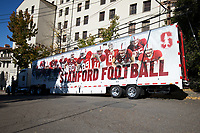 Stanford Football v University of California-Berkeley, November 27, 2020