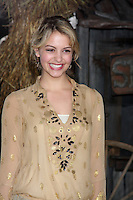 LOS ANGELES - FEB 14:  Gage Golightly arrives at the Rango Premiere at Village Theater on February 14, 2011 in Westwood, CA