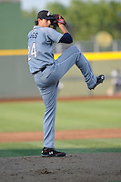 Reno Aces pitcher Tyler Skaggs (24) winds up during the game against the Omaha Storm Chasers at Werner Park on August 3, 2012 in Omaha, Nebraska.(Dennis Hubbard/Four Seam Images)
