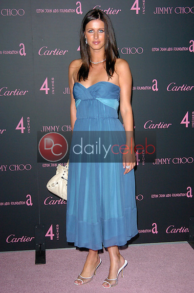 """Nicky Hilton<br /> at the """"Four Inches"""" A Benefit For The Elton John Aids Foundation, Mortons, Los Angeles, CA 06-21-05<br /> Chris Wolf/DailyCeleb.com 818-249-4998"""