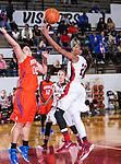 2015 Varsity Basketball - Bowie vs. Martin