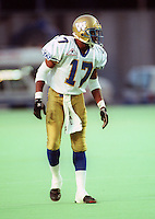 Anthony Florence Winnipeg Blue Bombers 1993. Photo F. Scott Grant