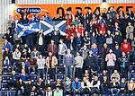 Sey it's the Falkirk fans