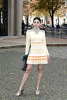 Zhang ZIYI - Show MIU MIU Paris Fashion Week Womenswear Sring/Summer 2018 - 03/10/2017 - France
