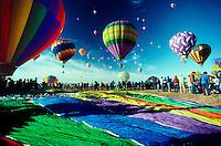 Hot air balloon<br />