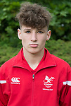 Rhys Edwards<br /> <br /> Team Wales team photo prior to leaving for the Bahamas 2017 Youth commonwealth games - Sport Wales National centre - Sophia Gardens  - Saturday 15th July 2017 - Wales <br /> <br /> ©www.Sportingwales.com - Please Credit: Ian Cook - Sportingwales