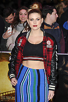 """Ashley James<br /> at the """"Game of Thrones Hardhome"""" gala screening, Empire, Leicester Square London<br /> <br /> <br /> ©Ash Knotek  D3098 12/03/2016"""