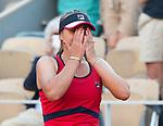Sofia Kenin (USA) defeated Serena Williams (USA) 6-2, 7-5,