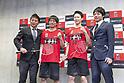Badminton: Hokkaido Consadole Sapporo Badminton Team signs new players