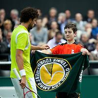 14-02-12, Netherlands,Tennis, Rotterdam, ABNAMRO WTT, Robin Haase