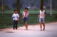 BOYS IN GUANGDON, CHINA<br /> ©sinopix