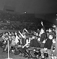 Les Beach Boys en concert 1965,<br /> arena maurice-Richard