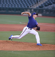 Cole Winn - Texas Rangers 2021 spring training (Bill Mitchell)